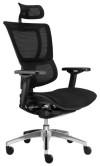 Kancelářská židle JOO (prodyšný sedák)