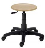Pracovní židle NORA (dřevo)